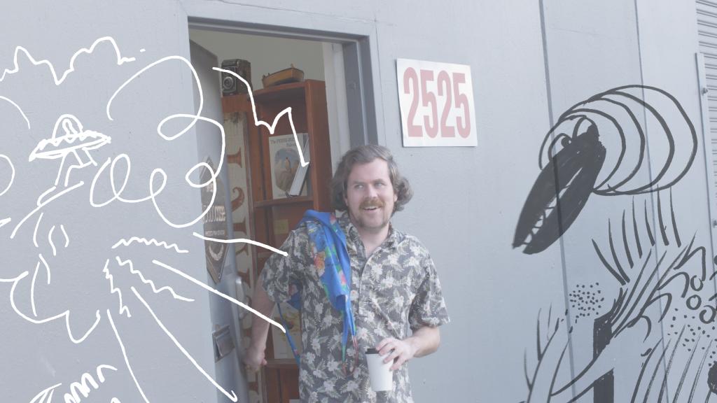 Josh Daniel - San Francisco Printmaker - 12FPS