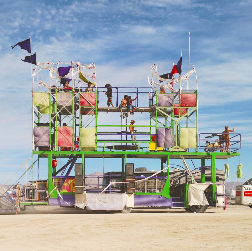 12FPS Adventures- Adam Kennedy- Burning Man Festival