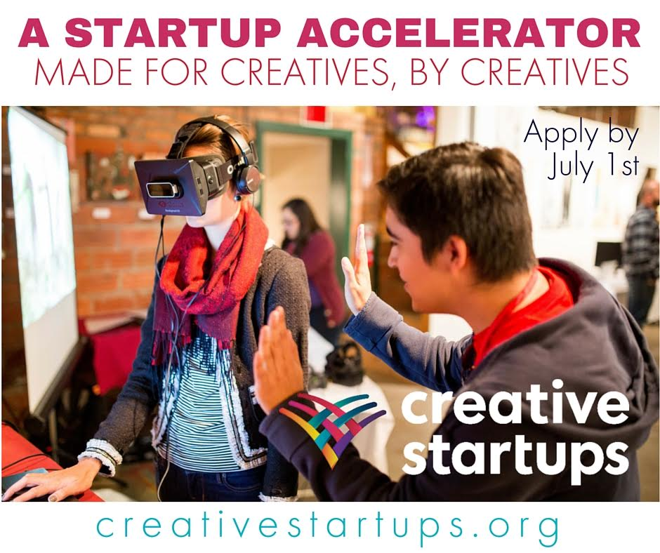 Creative Startups- 12FPS- Albuquerque Startup Accelerator